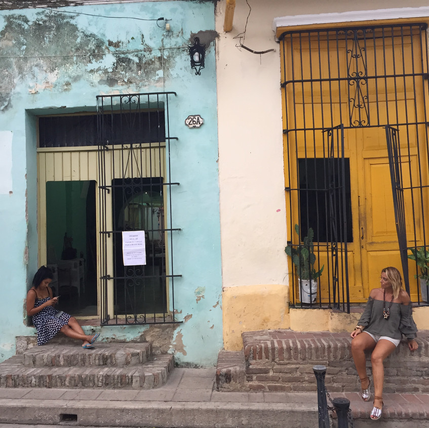 Itinerario Cuba, Camaguey