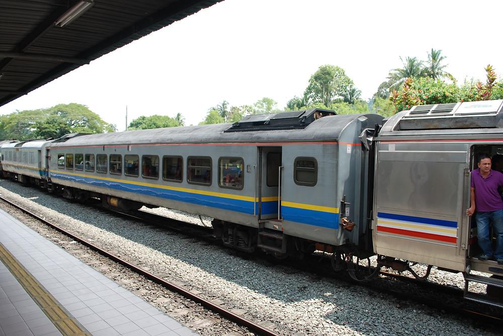 Jungle Train, Malaysia