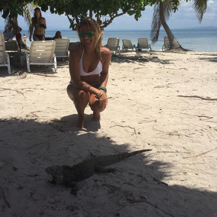 Cayo Iguana, Cuba