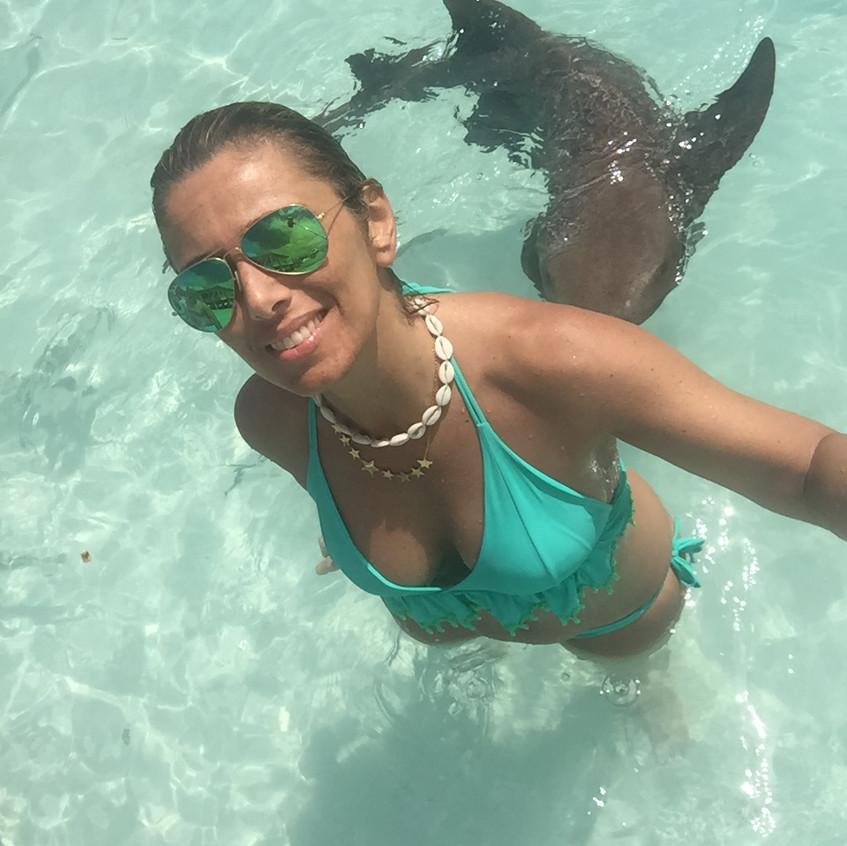 Exuma, Bahamas, Compass Cay