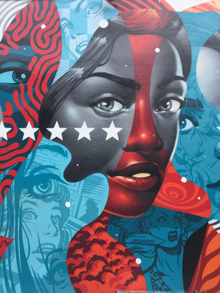 STATI UNITI. Graffiti e Street Arts a Wynwood, l'Art District di Miami