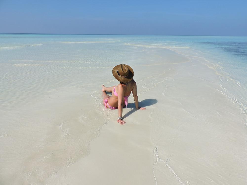 Anbara island, Maldive