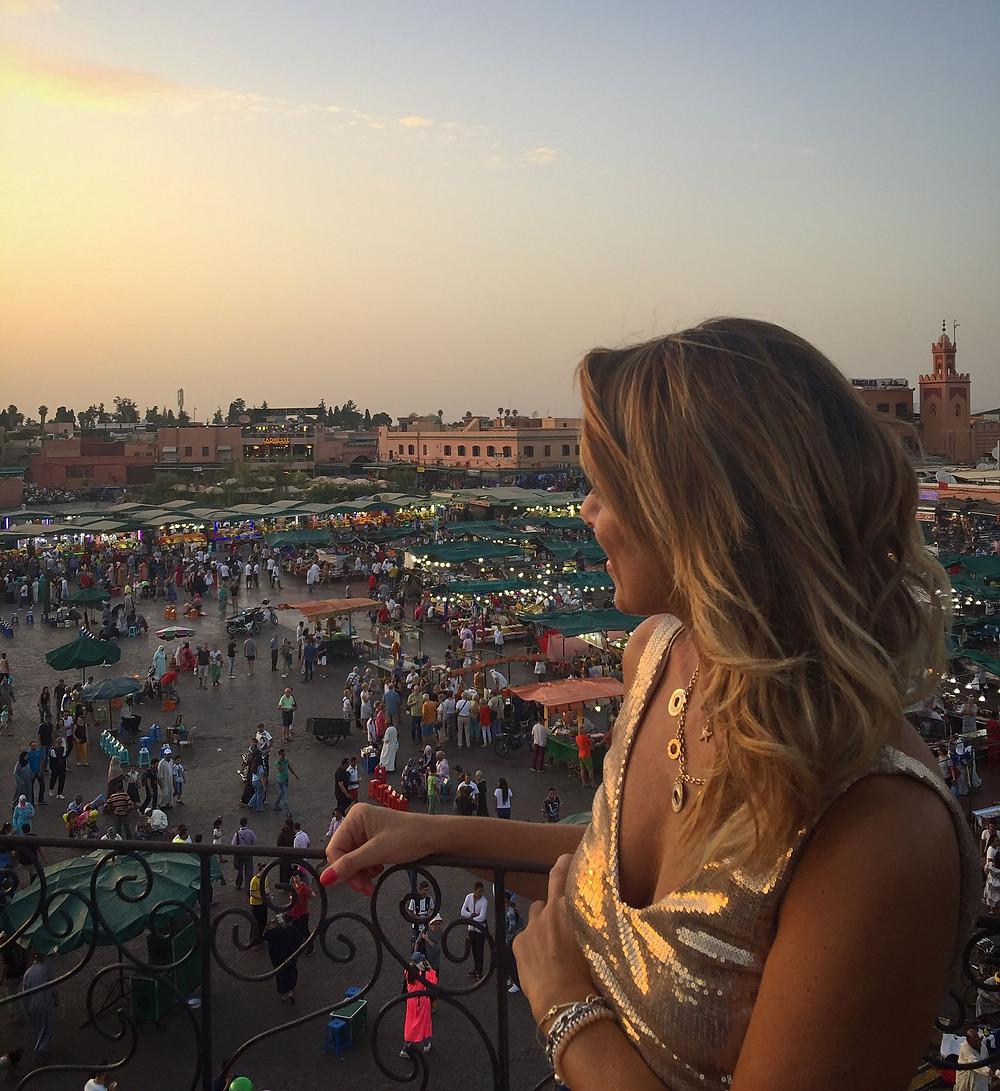 Jamaa el Fna, Marrakech, Marocco