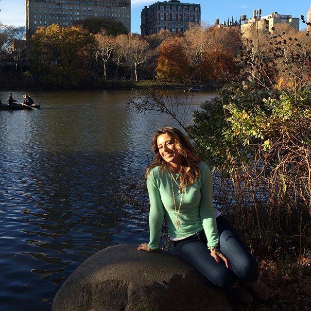 #nyc #newyork #manhattan #centralpark #happiness #smile #nyforever #lake #thelake