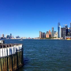 Living New York 💗 #inviaggioconapple #skyline #nyc #newyork #bay #manhattan #joy #travel