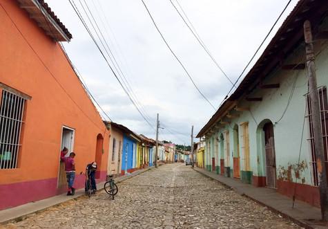 CUBA. I colori di Trinidad, la città coloniale Patrimonio dell'UNESCO