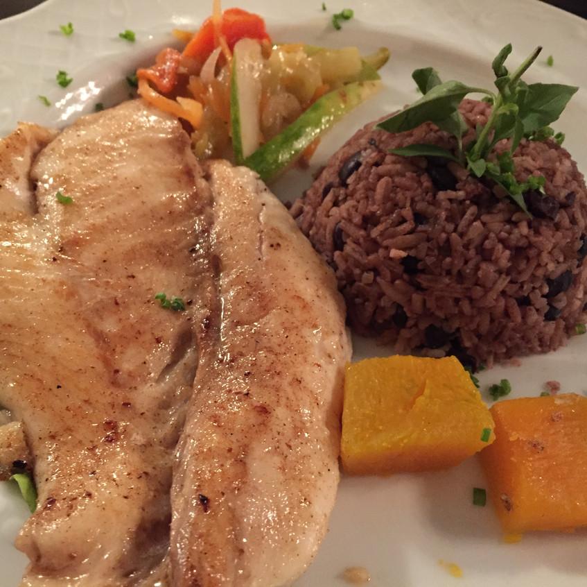 Itinerario Cuba, Cuban Food