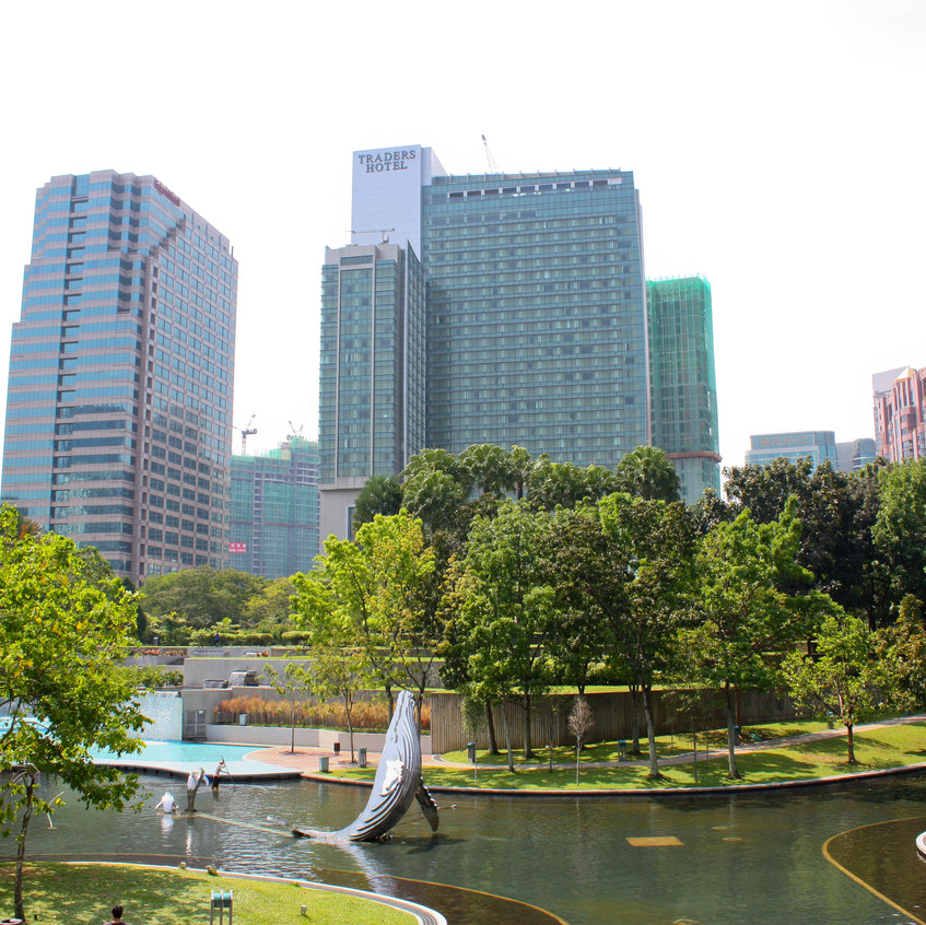 Traders Hotel, Kuala Lumpur, Malaysi