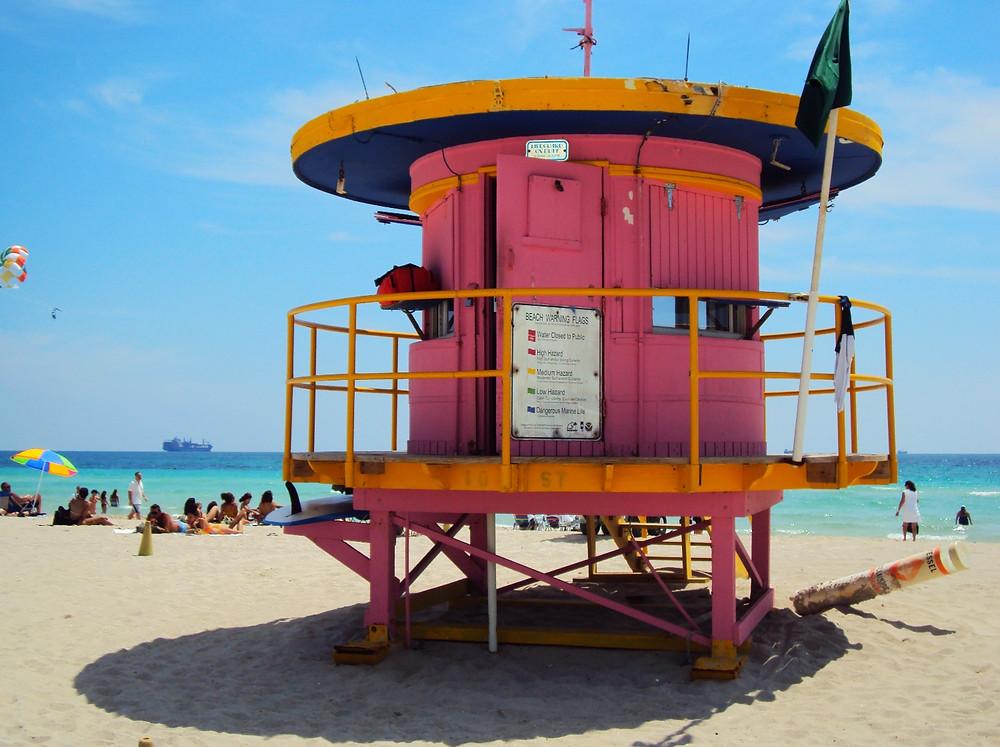 Miami Beach, Baywatch, guardlife