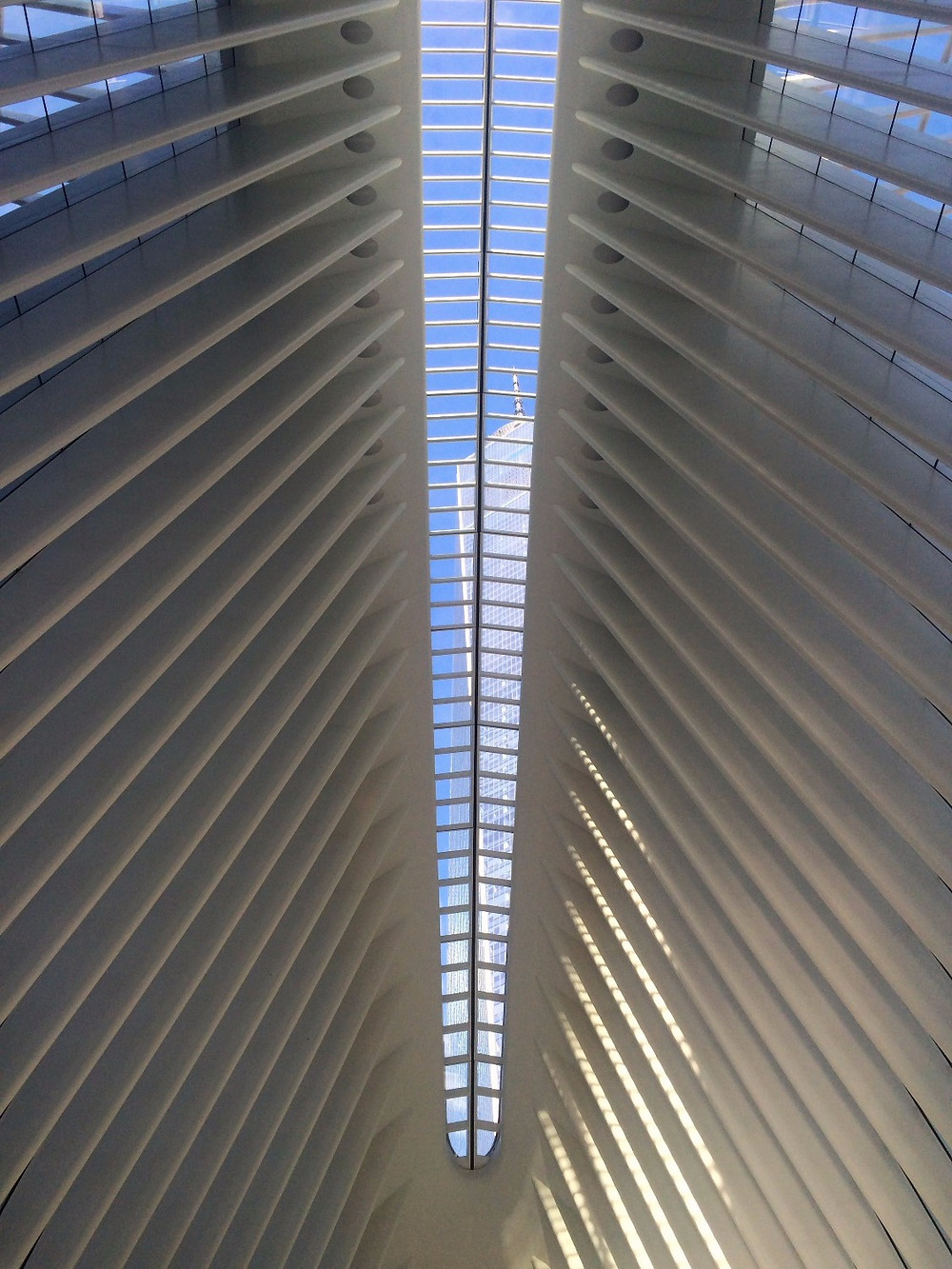 Oculus, World Trade Center di New York