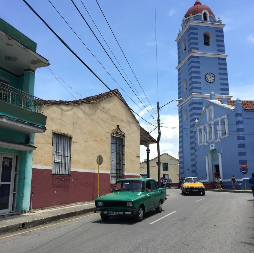 Itinerario Cuba, Santi Spiritus