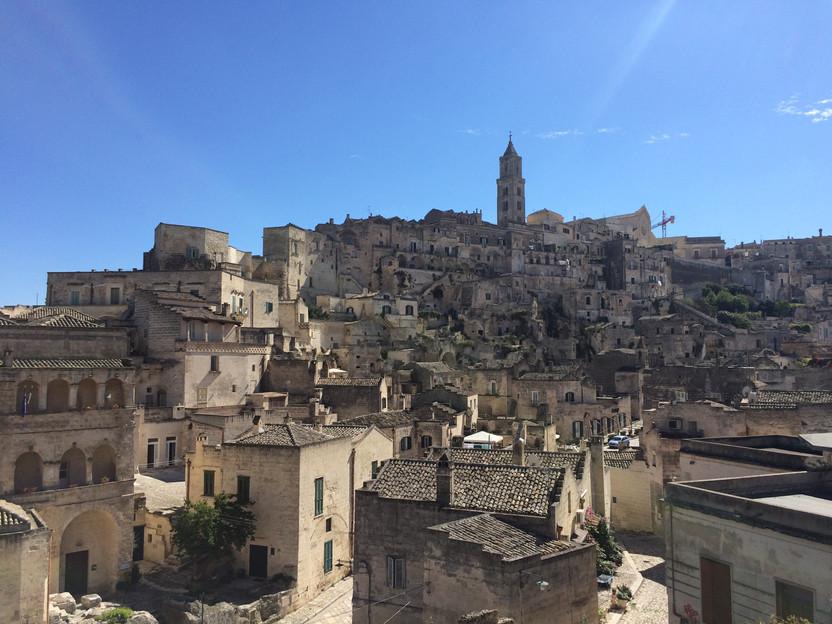 ITALIA. Matera, la città dei Sassi da scoprire in un weekend