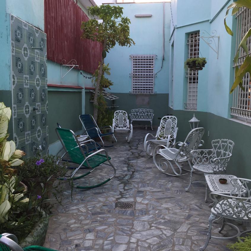 Cuba, Casa Maricelis, L'Avana