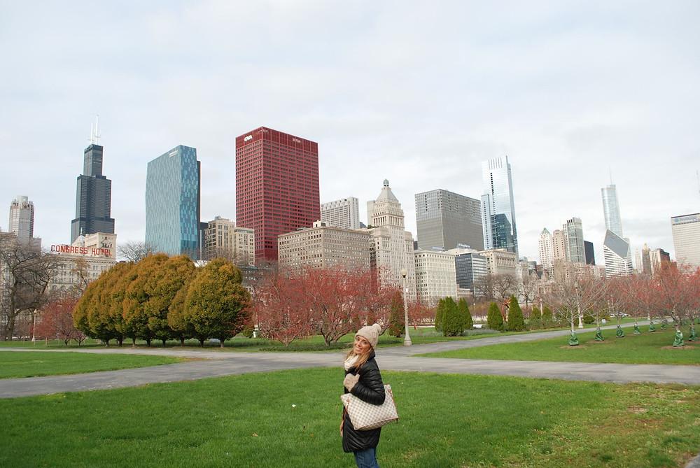 Millennium Park a Chicago