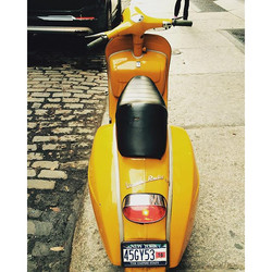 #nyc #iloveny #manhattan #soho #springstreet #vespa #vesparally #empirestate #theempirestate #newyor