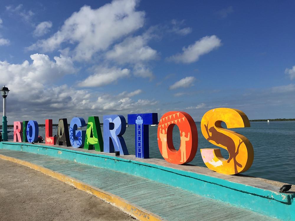 Rio Lagartos, Messico