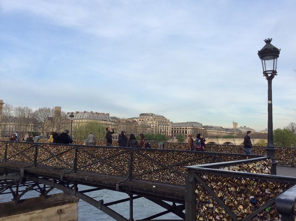 Parigi, POnts des Arts