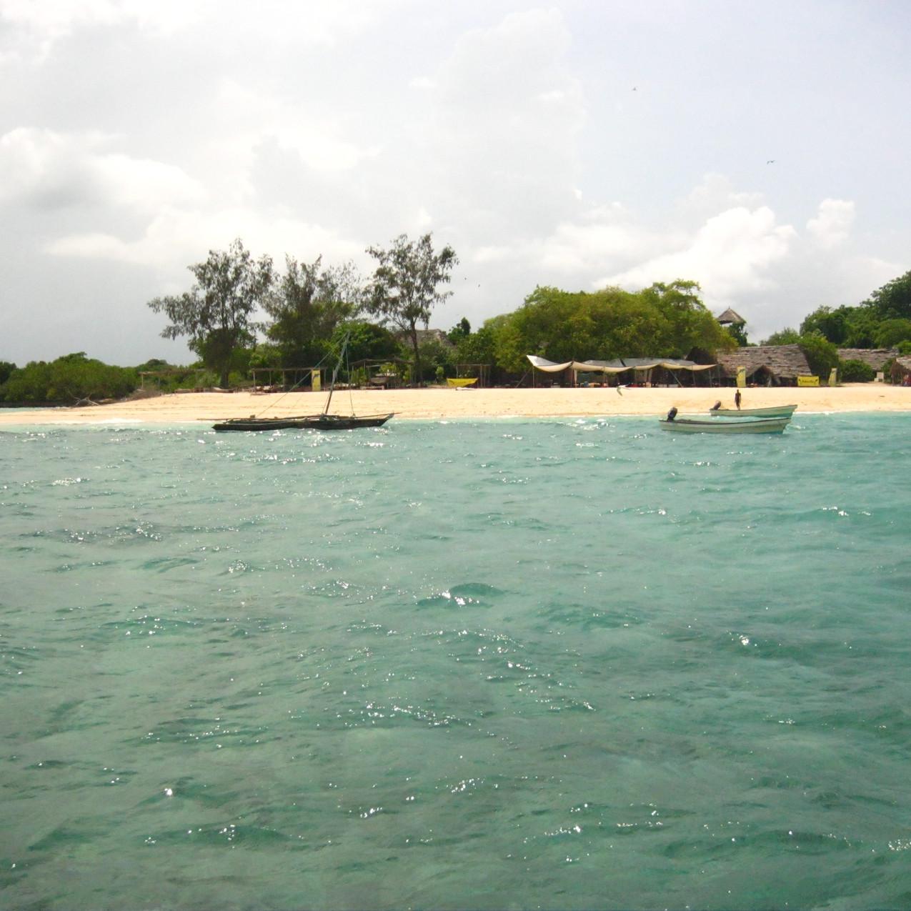 Safari Blu, Zanzibar