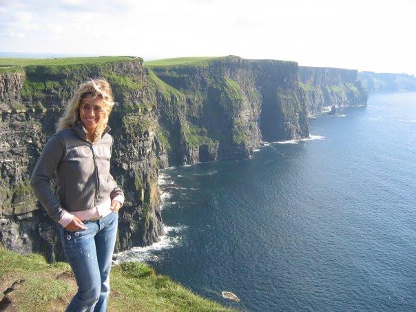 The Cliff of Moher in Irlanda