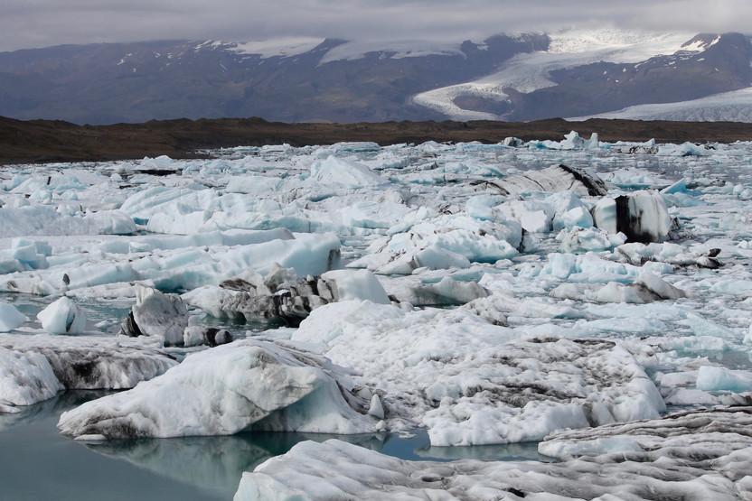 ISLANDA. La laguna di ghiaccio di Jokulsarlon