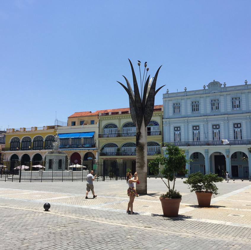 Itinerario Cuba, L'Avana