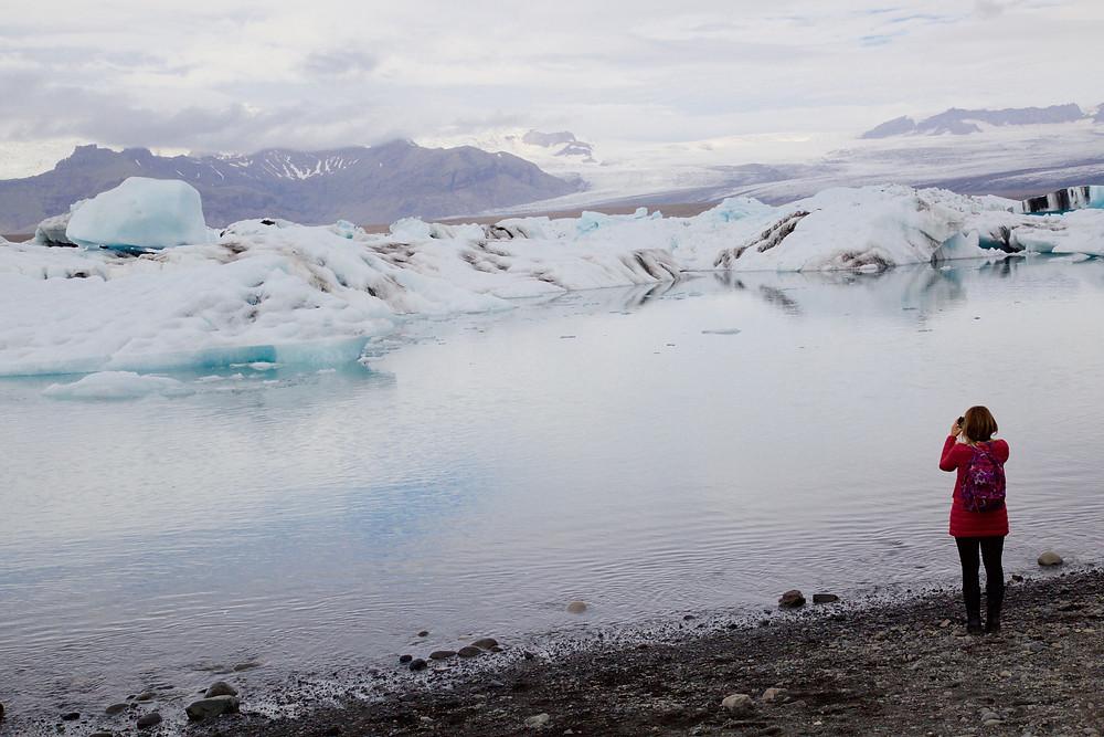 Laguna di Ghiaccio, Jokulsarlon, Islanda
