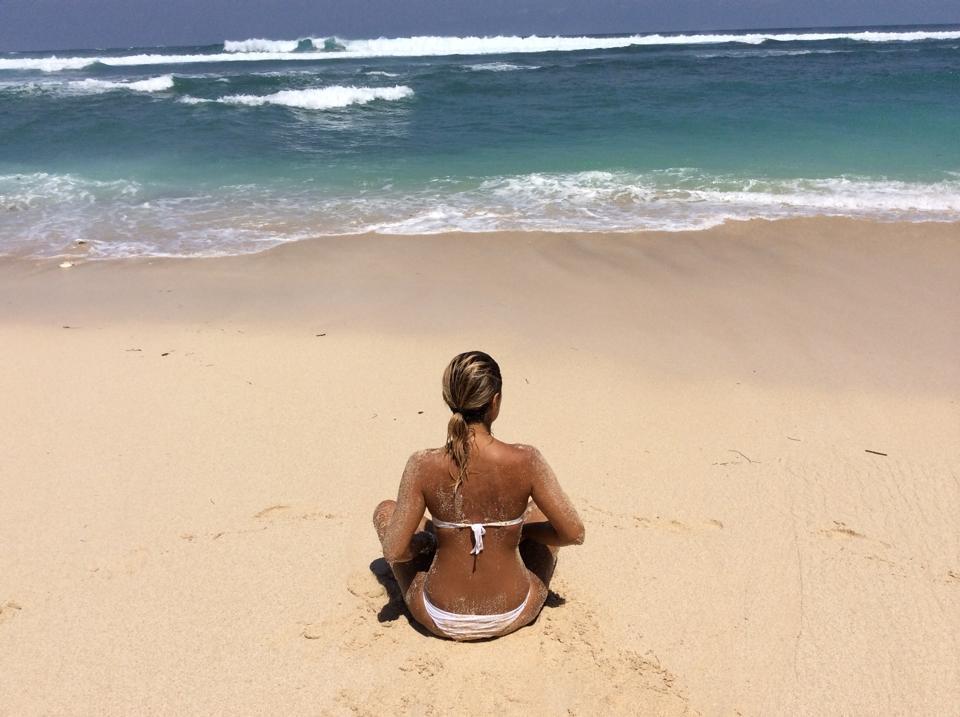 White Sand Beach a Bali
