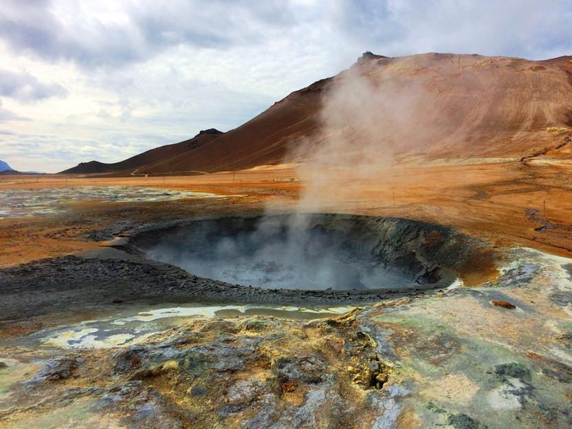 ISLANDA. L'isola magica: terra e mare, cielo e aria, acqua e fuoco