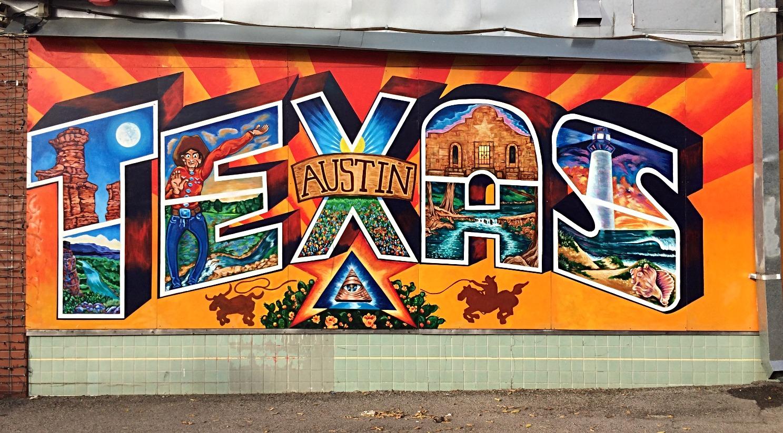 TEXAS & NEW MEXICO