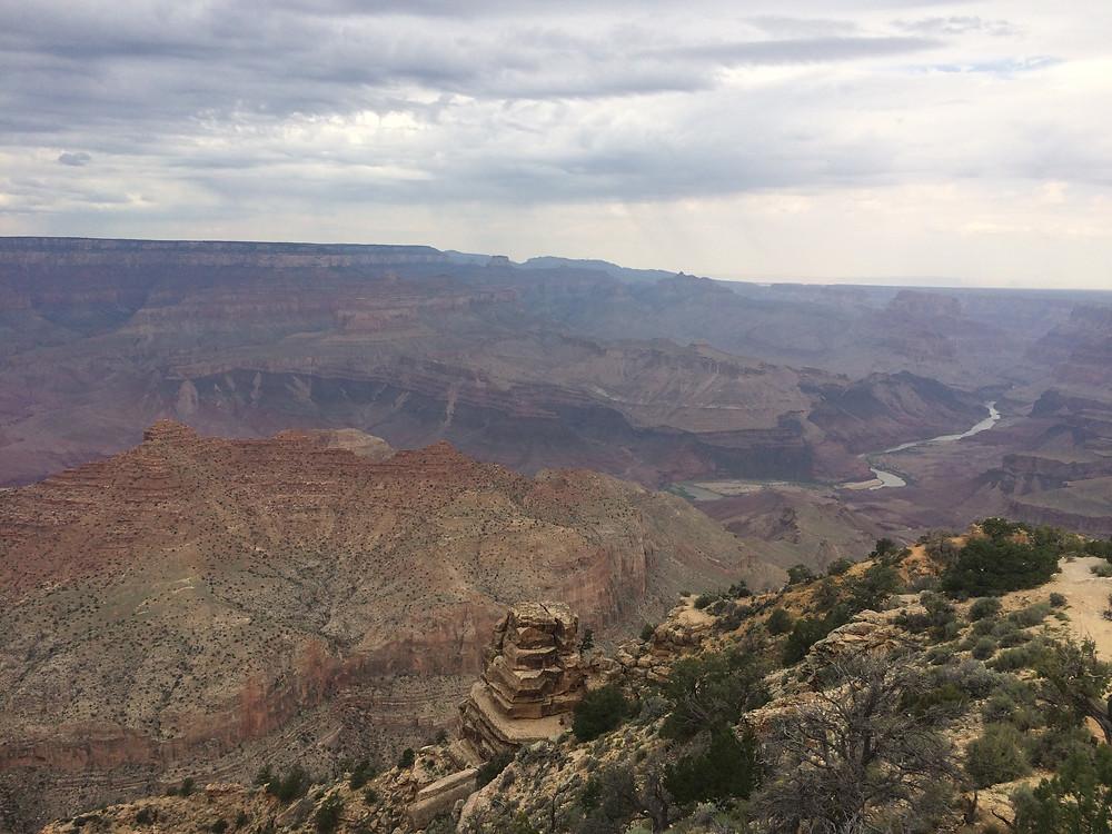 Grand Canyon National Park, Arizona, Stati Uniti d'America