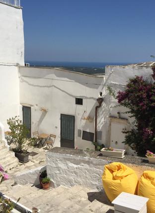 ITALIA. Puglia: Ostuni Bianca, la città gioiello del Salento