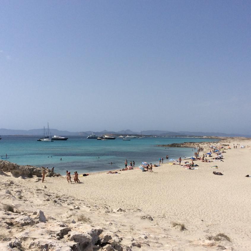 Illetas, Formentera