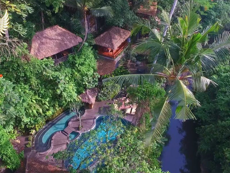 Svarga Loka Resort, Ubud, Bali
