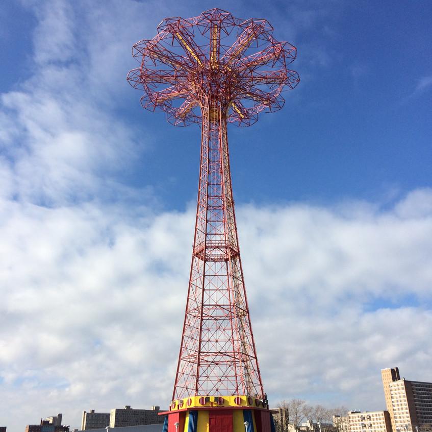 Coney Island, New York1