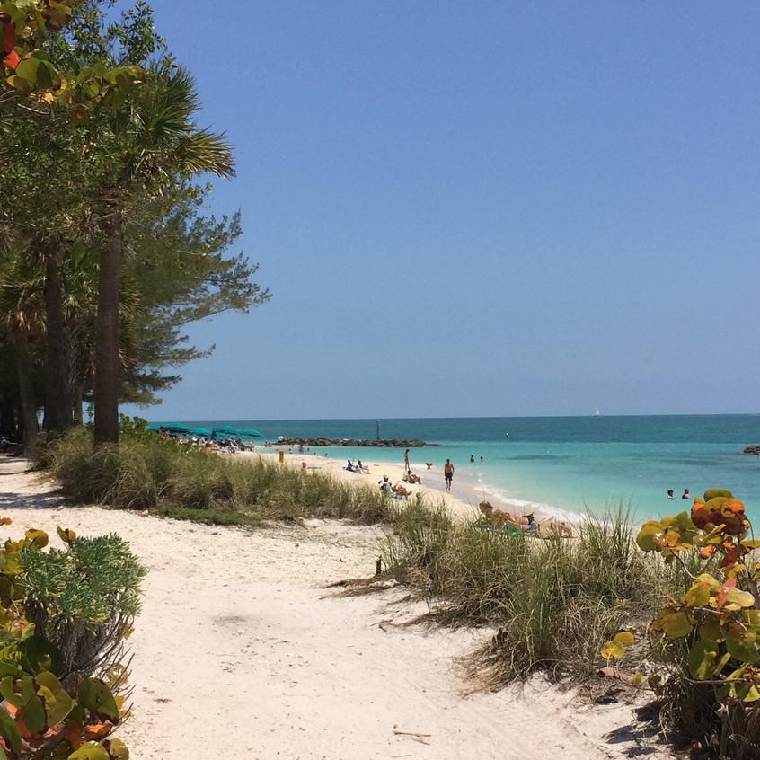 Fort Zachary Beach, Key West
