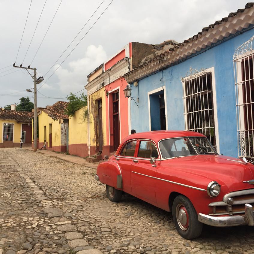 Trinidad, la città coloniale, Cuba