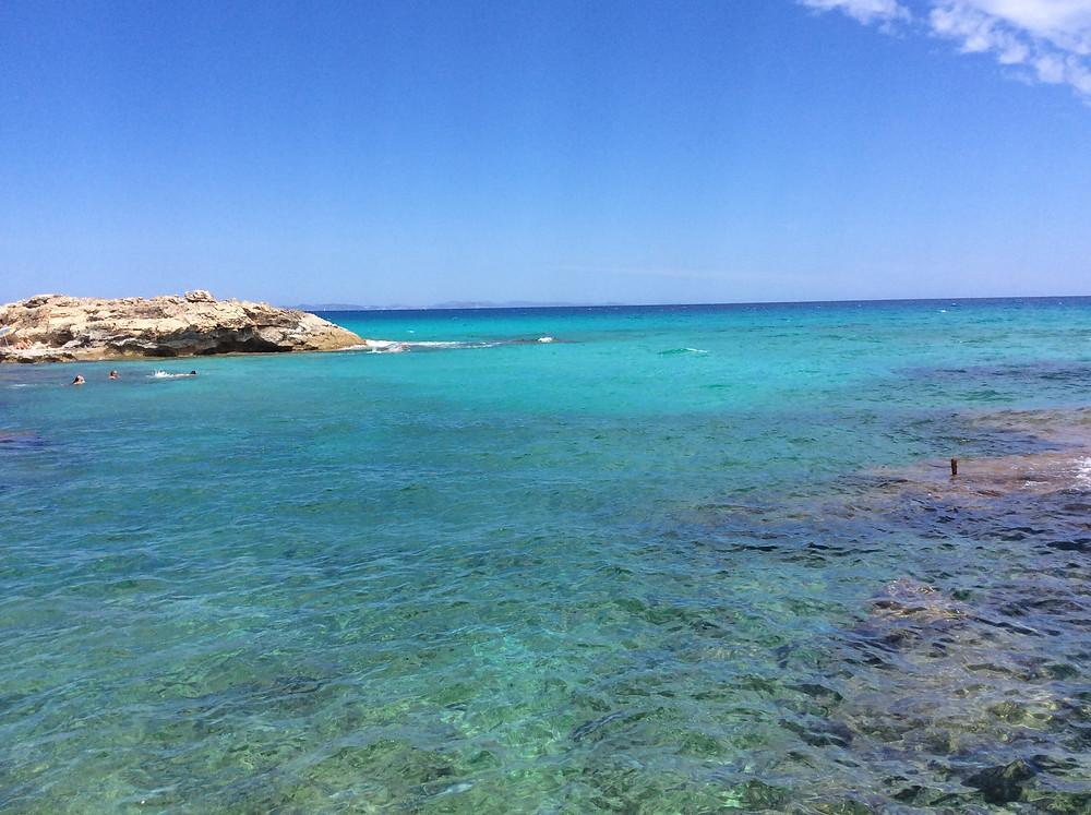 Formentera, il mare più bello del mediterraneo. Isole Baleari
