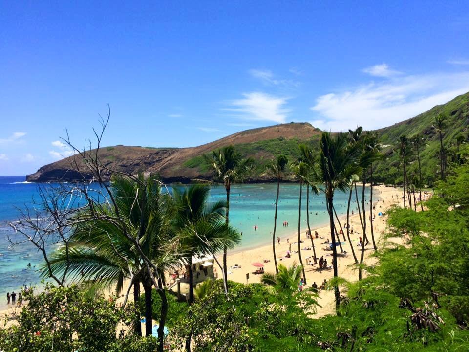 Hanauma Bay, Oahu, Hawaii, Stati Uniti