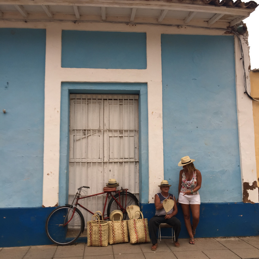 Itinerario Cuba, Trinidad