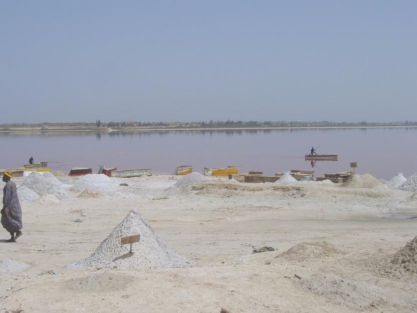SENEGAL. Il Lago Rosa, il Sahara e l'ultima tappa della Parigi-Dakar