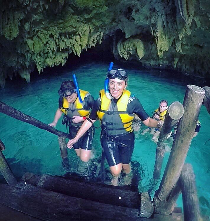 Cenote Dos Ojos, Yucatan