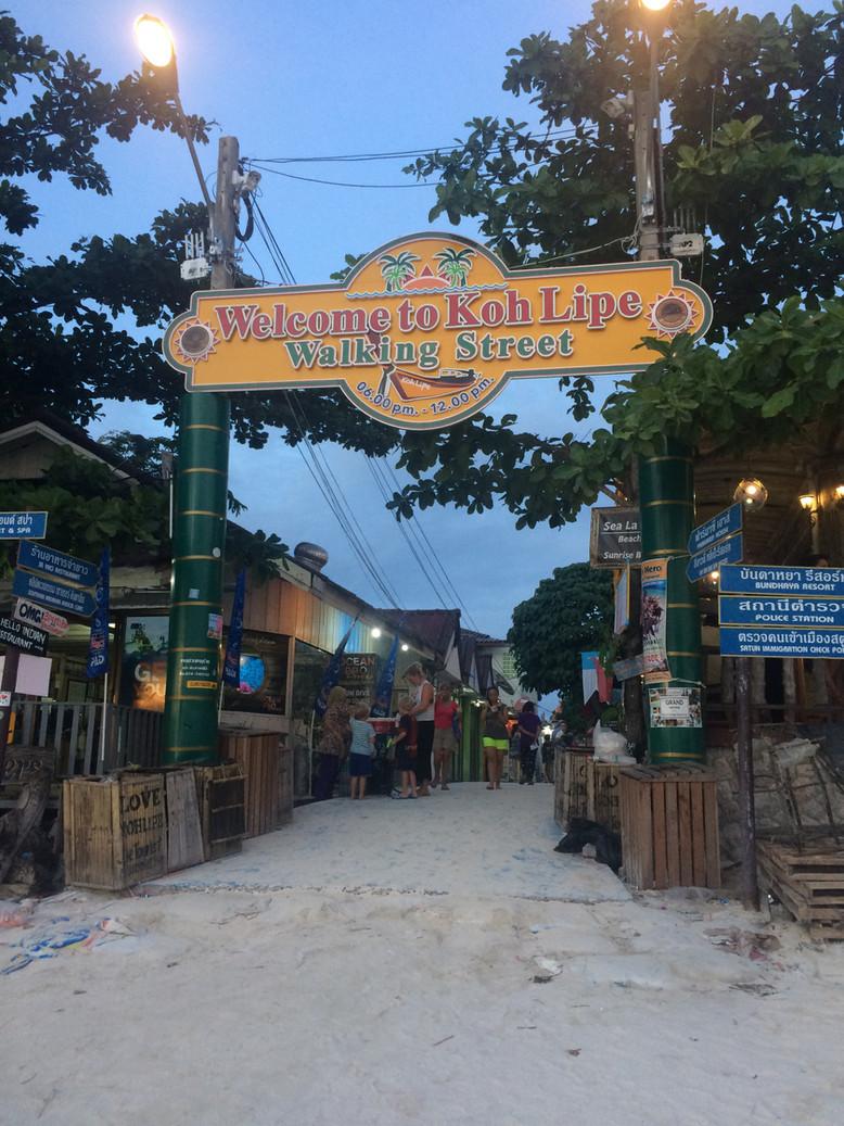 THAILANDIA. Koh Lipe, l'isola corallina al confine con la Malaysia