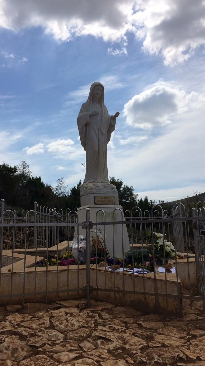 MEDUGORJE. In pellegrinaggio in Bosnia ed Erzegovina dalla Madonna
