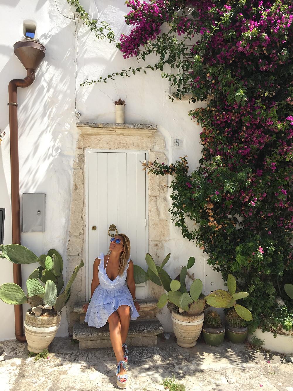 Ostuni, la città bianca, Puglia