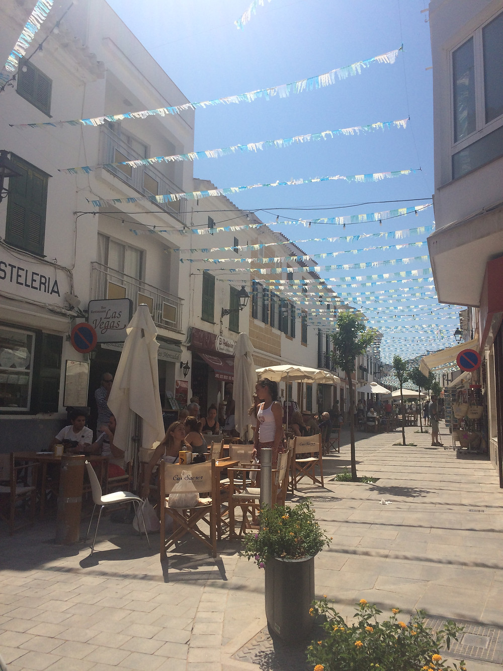 Es Mercadal, Menorca, Spagna