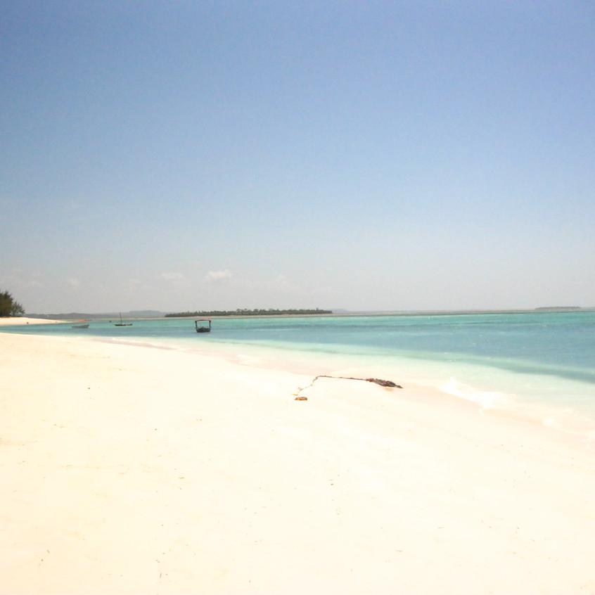 Kendwa Beach, Zanzibar