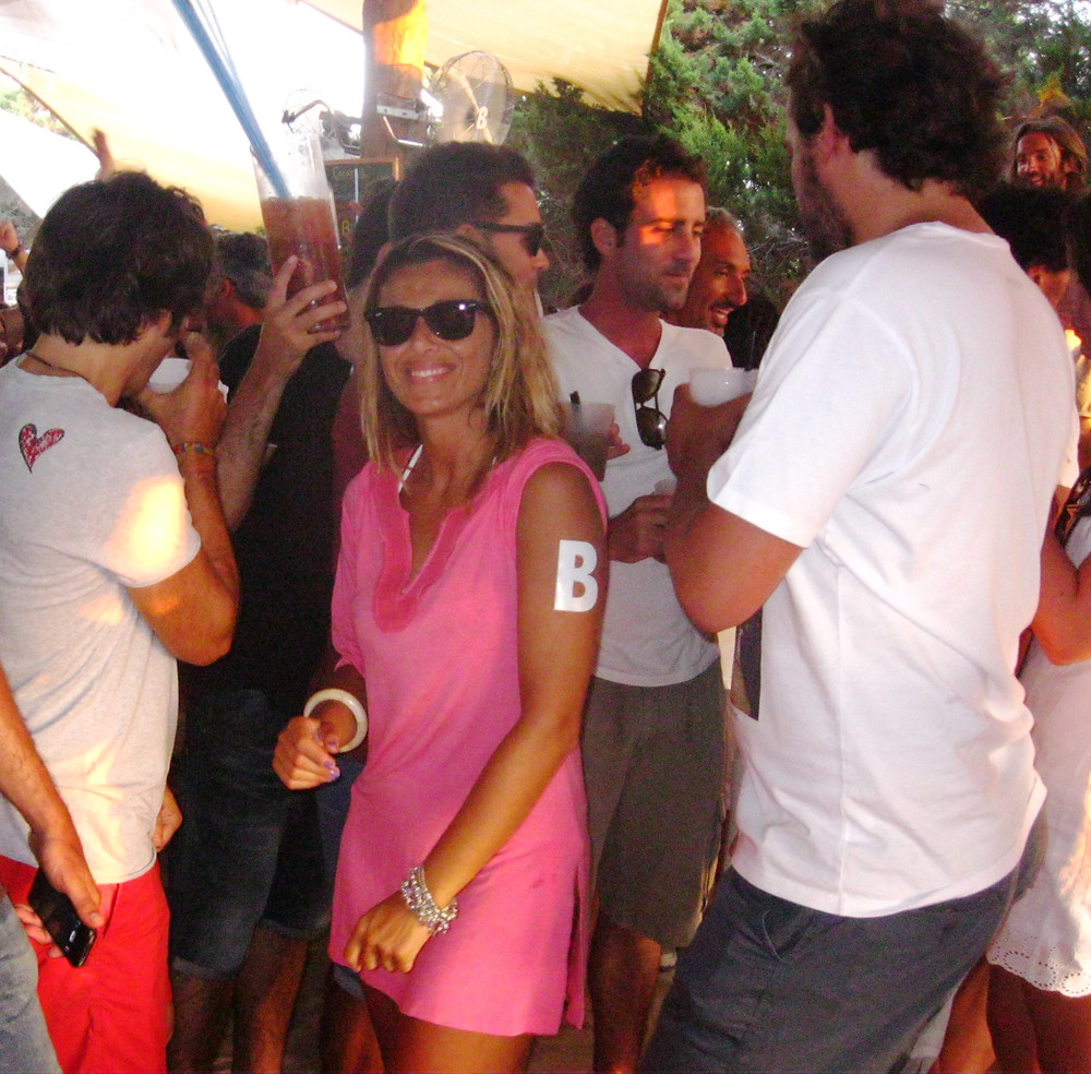 beso beach club formentera