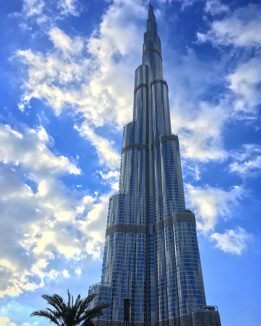 DUBAI. Burj Khalifa: il grattacielo più alto del mondo nella città delle meraviglie