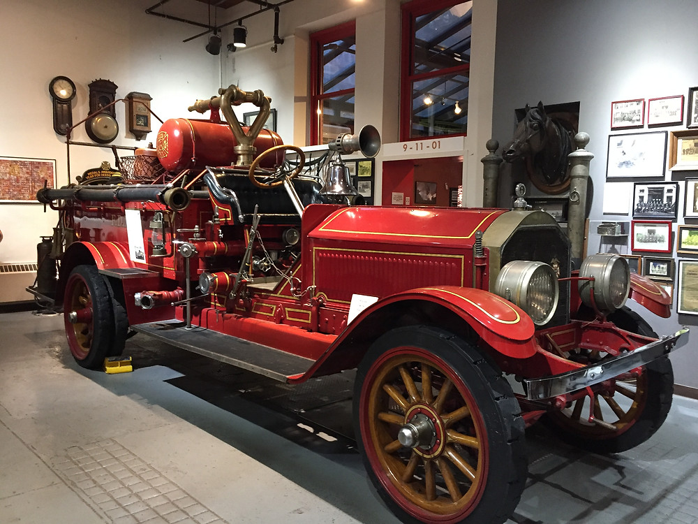 NYC Fire Museum, New York