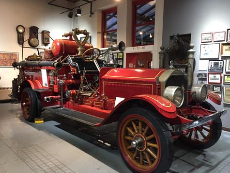NEW YORK. Al NYC Fire Museum la storia dei Vigili del Fuoco, gli eroi della Big Apple